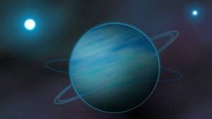 Novemius (Planet 6) by Anhrak