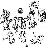 Wyngro - YCH sketch - CLOSED by Anhrak