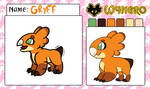 Template - Gryff Approval by Anhrak