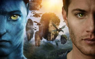 Jensen and Avatar by firebolide