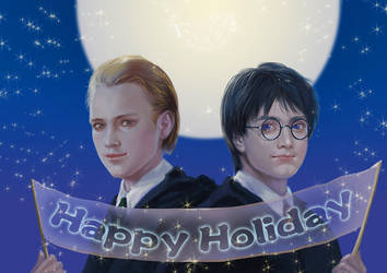 happy holiday by firebolide