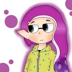Gul Inkling by CartoonHiro56