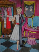 Doble Cara by princesadragoniana