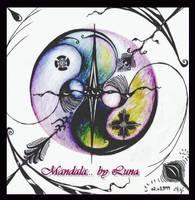 Mandala by Luna102