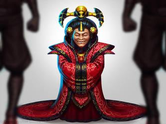 Empress Ishii by Thorsten-Denk