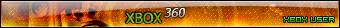 Userbars - XBox 360 by mikejon45