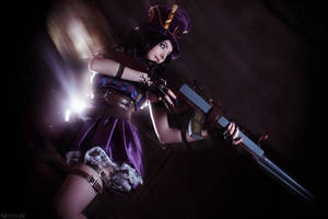 LoL -Caitlyn by MilliganVick