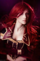 LOL - Katarina by MilliganVick
