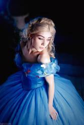 Cinderella by MilliganVick