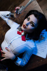 Bioshock Infinite BAS - Elizabeth - On your desk by MilliganVick