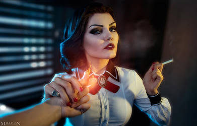 Bioshock Infinite Burial at Sea - Light perhaps? by MilliganVick