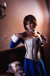 Bioshock Infinite - Elizabeth by MilliganVick