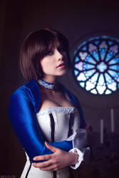 Bioshock Infinite Burial at Sea - Liz by MilliganVick