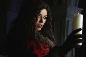 Van Helsing  - Anna Valerious by MilliganVick