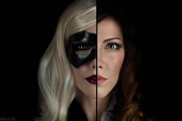 Arrow - BlackCanary / Laurel Lance by MilliganVick