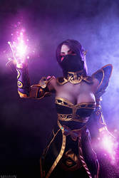 DotA 2 - Templar Assassin by MilliganVick
