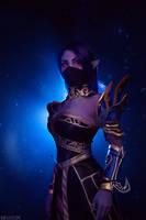 DotA 2 - Templar Assassin by MilliganVick