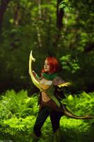 DotA 2 - WindRanger by MilliganVick