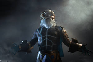 DotA 2 - Zeus Arcana by MilliganVick