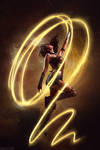 DC - Wonder Woman by MilliganVick