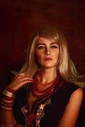 The Witcher - Keira by MilliganVick