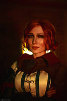 The Witcher - Triss by MilliganVick