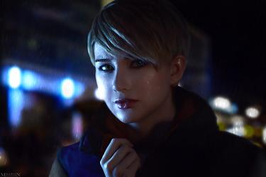 Detroit: Become Human - Kara by MilliganVick