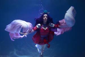 League of Legends - Sacred Sword Janna by MilliganVick