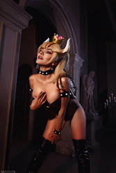 Bowsette by MilliganVick