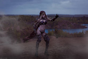 WoW - Sylvanas Windrunner by MilliganVick