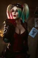 Injustice 2 - Harley Quinn by MilliganVick