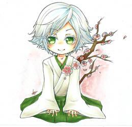 Mizuki by amiamalie