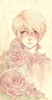 Boy of Roses by amiamalie