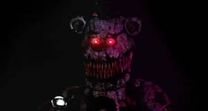 FNAF - Nightmare (FNAF1)+ Video by Christian2099