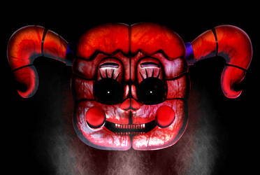 FNAF5 - Sister Location Baby 02 +Video by Christian2099