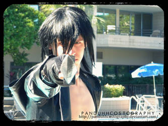 Shadocon - Male Black Rock Shooter 1 by PanduhhCostography