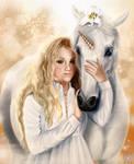 Last Unicorn by Tigress0787