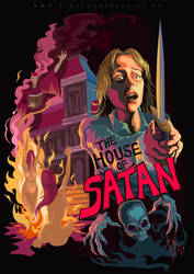 The HOUSE OF SATAN by DIOSCUROS87