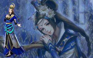 Dynasty Warriors - Cai Wenji by Axel-Vampire