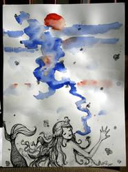 Mermaid by imsohip