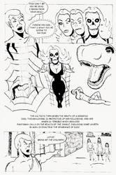 Fantomah Rising p14 by Bombfetish