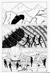 Slave Girl page 1 by Bombfetish