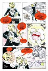 ComicFury Valentine Exchange by Bombfetish