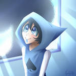Lancer kiddo by MysteryMysticMist