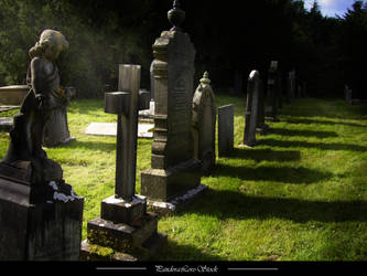 Grave Yard 01 by AnitaJoy-Stock