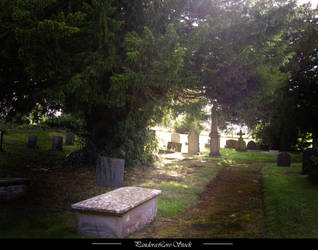 Grave Yard 02 by AnitaJoy-Stock