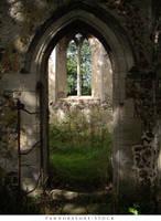 Church Ruin 14 by AnitaJoy-Stock