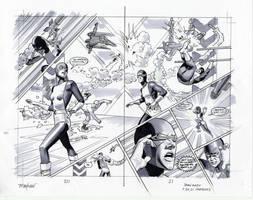 X-Men Jean Grey p20,21 prelim by mikemayhew