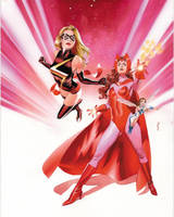 Rough Stuff 8 Cover Painting by mikemayhew