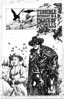 Zorro: Matanzas Issue 2 Page 1 by mikemayhew